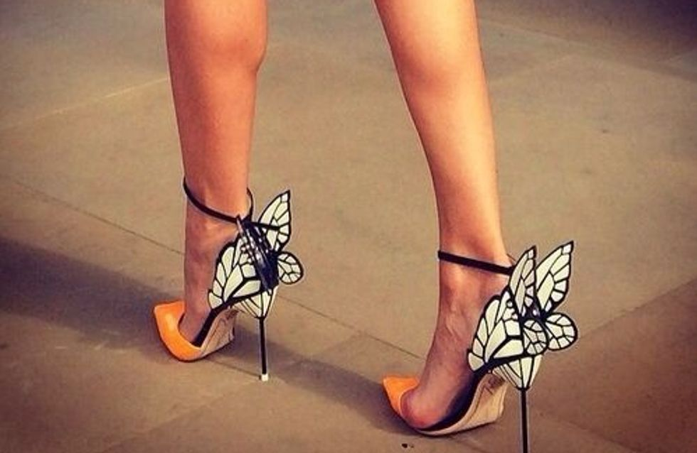 30 scarpe col tacco super originali trovate su Pinterest