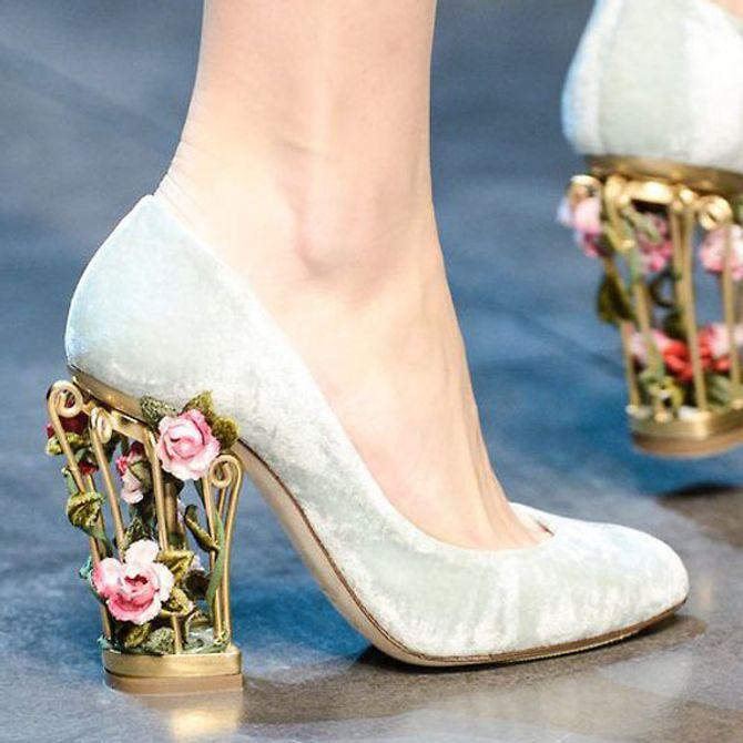 Scarpe super originali trovate su Pinterest