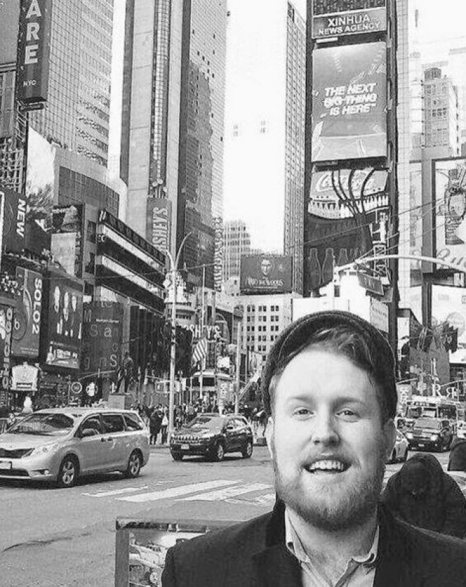 Gavin James à New York