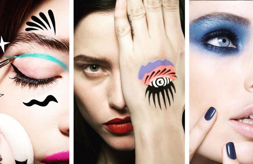 Lidschatten auftragen: Mit diesen simplen Profi-Tricks gelingt euch das perfekte Augen-Make-up