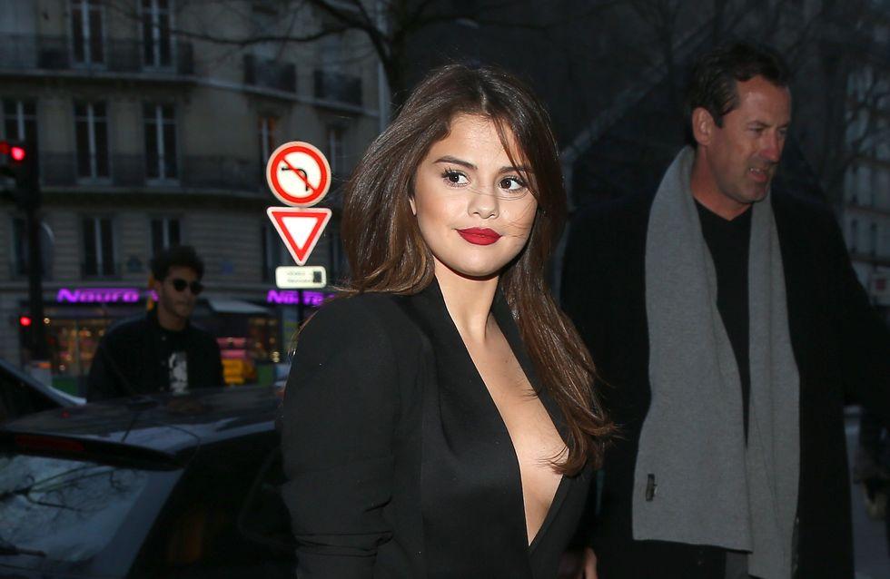 Selena Gómez y otras celebrities que enseñaron sus intimidades sin querer