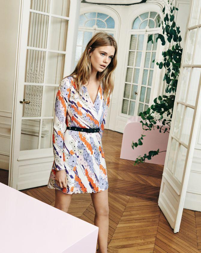 La robe Carven x La Redoute, 150 euros sur le site