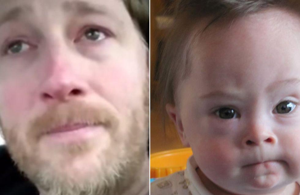 """""""Downsyndrom ist das Beste, was mir je passiert ist"""" - so emotional verteidigt ein Vater seinen Sohn"""