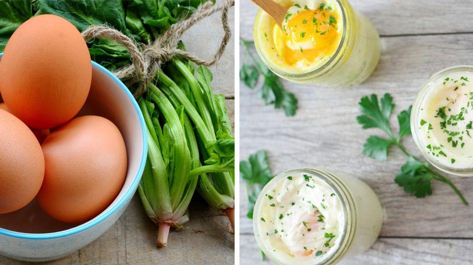 Oma hat's schon immer gewusst: Darum sind Eier im Glas unser neues Lieblingsfrühstück!
