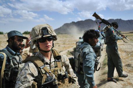 Mujeres en la guerra