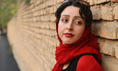 Sara Najafi dans No Land's Song