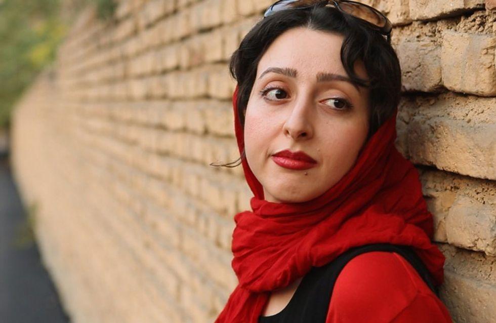 La femme de la semaine : Sara Najafi, celle qui a libéré la voix des femmes en Iran