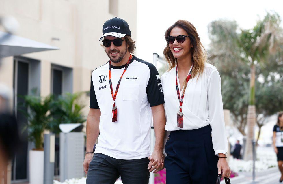 Fernando Alonso y Lara Álvarez: el final de su historia de amor