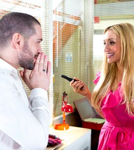 Coronation Street 23/3 - Sarah's shocked by an unexpected visitor