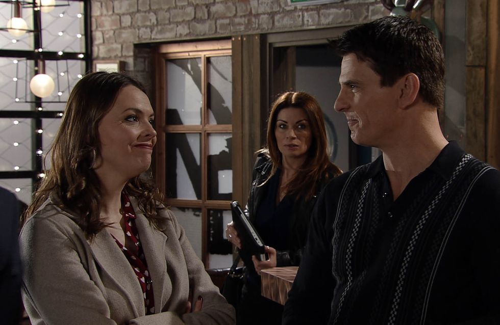 Coronation Street 25/3 - Carla refuses to dance to Tracy's tune