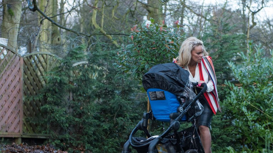 Hollyoaks 23/3 - Ste and Harry have slept rough in The Folly
