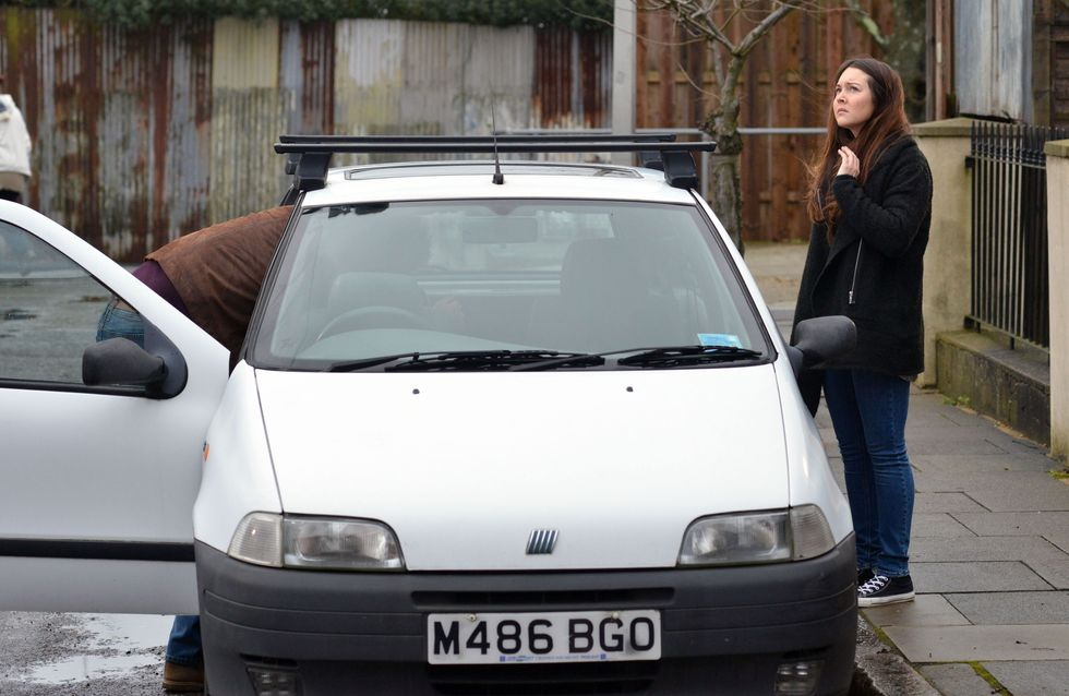 Eastenders 21/03 - Stacey is back in the Square