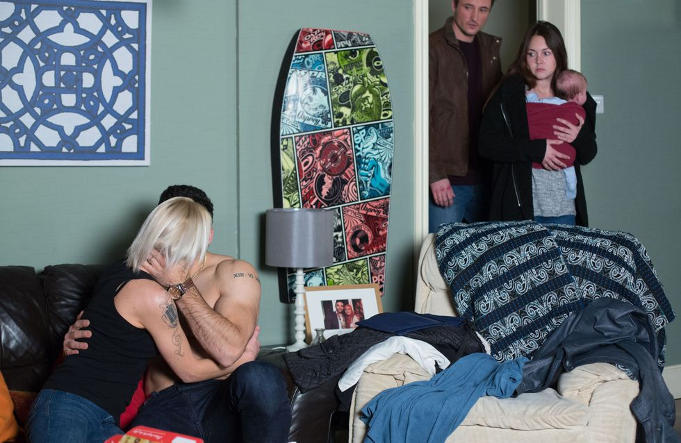 Eastenders 23/03 - Stacey allows Kyle the chance to explain everything