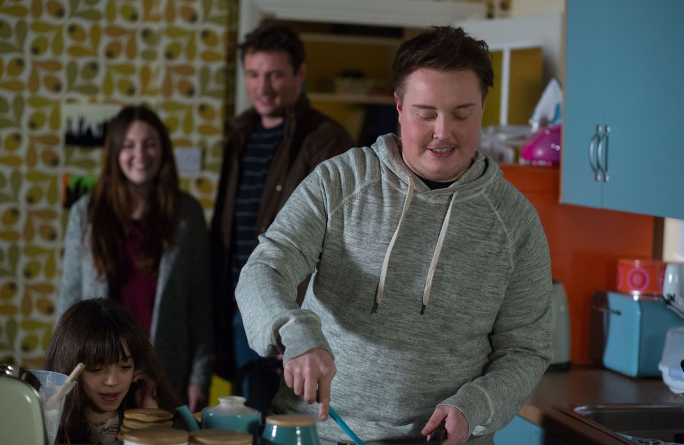 Eastenders 25/03-  A reluctant Billy is called into work