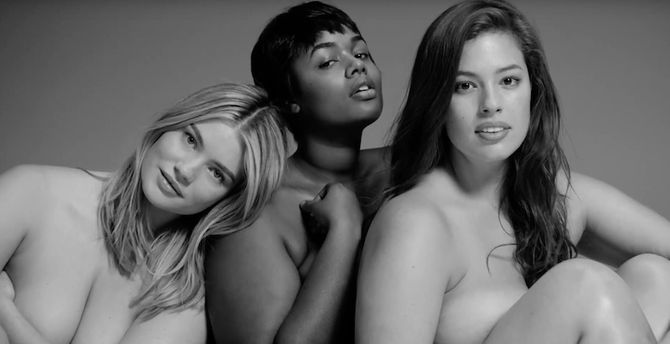 "La campagne ""This Body"" de Lane Bryant"