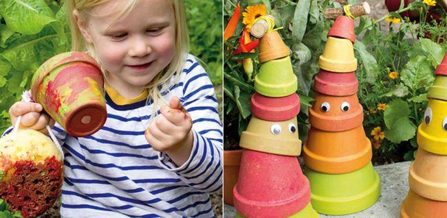 Für Groß Klein Die Schönsten Ideen Zum Basteln Mit Kindern