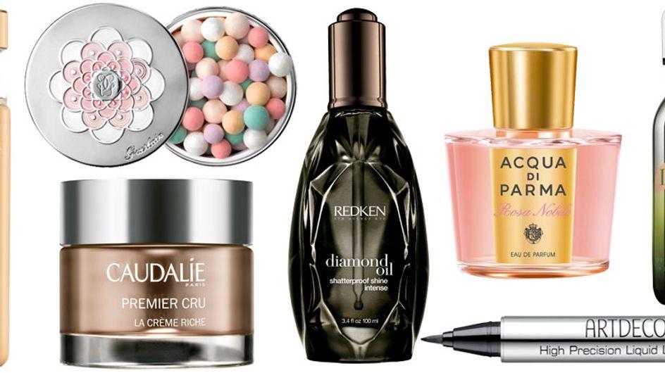 Vitrine deluxe: produtos de beleza com embalagens que são puro luxo