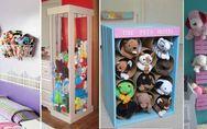 15 astuces fûtées pour ranger joliment la chambre de bébé