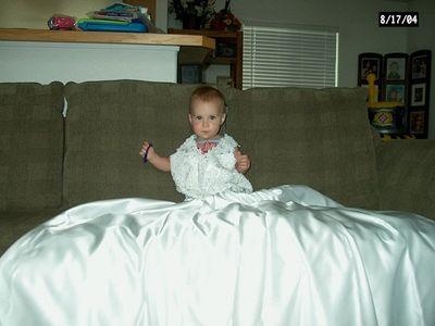Allison a 1 anno