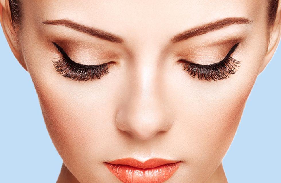 Volle Wimpern OHNE Mascara? Wir haben für euch eine Wimpernverlängerung getestet!