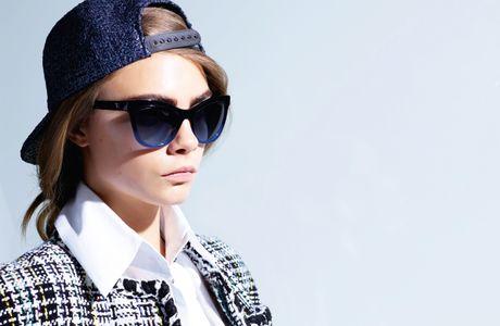 Cara Delevingne collabore de nouveau avec Chanel