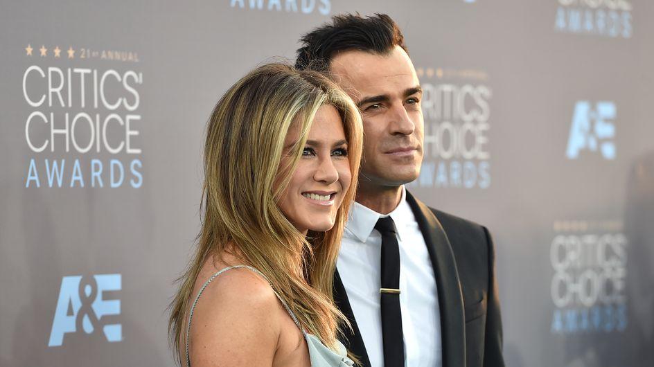 Jennifer Aniston y Justin Theroux se divorcian después de siete meses casados