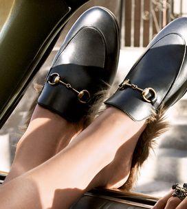 Zapatos peludos: donde hay pelo hay alegría
