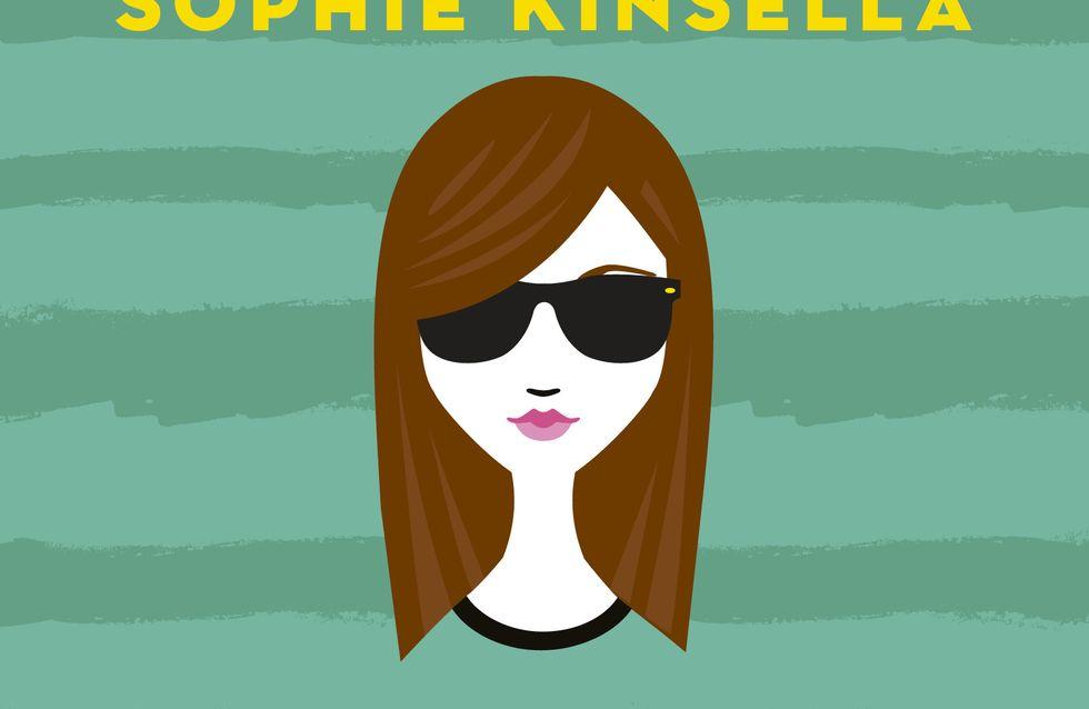 Sophie Kinsella se met dans la peau d'une ado dans Audrey retrouvée