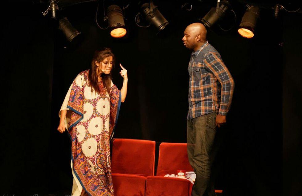 La grossesse racontée avec humour dans la pièce 9 mois de bonheur, enfin presque
