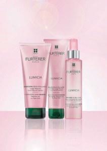 La gamme Lumicia de René Furterer
