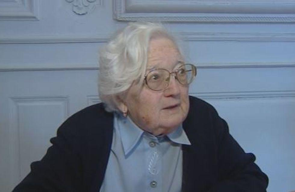A 91 ans, Colette soutient sa thèse de géographie et obtient une mention