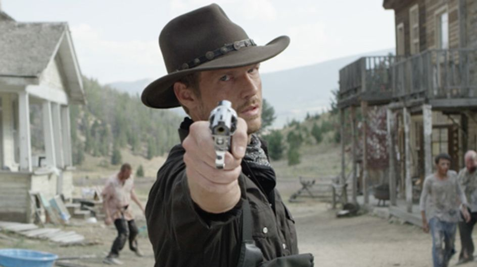 WATCH: The Trailer For The Backstreet Boys And N'Sync Zombie Western Movie Is Finally Here