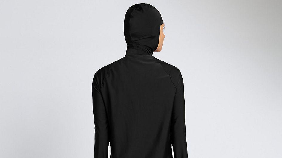 La marque Marks & Spencer présente ses burkinis (photos)