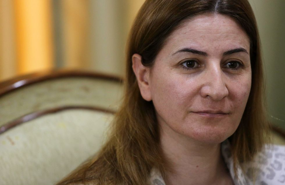 Une députée irakienne rachète les esclaves sexuelles de Daesh