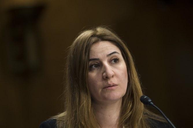 Vian Dakhil a appelé le Président irakien à réagir