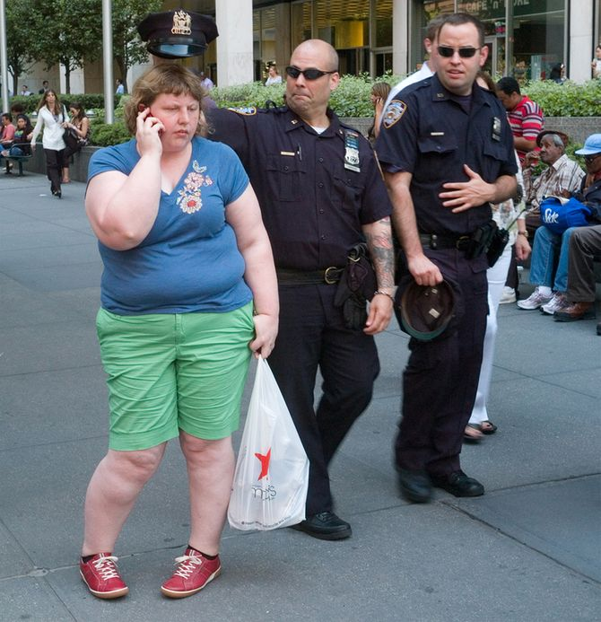 Une série de photos pour lutter contre le body-shaming