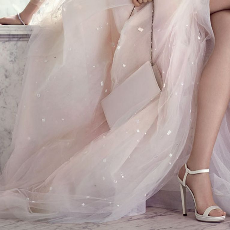 0433b8d0f4 Cómo elegir tus zapatos de novia