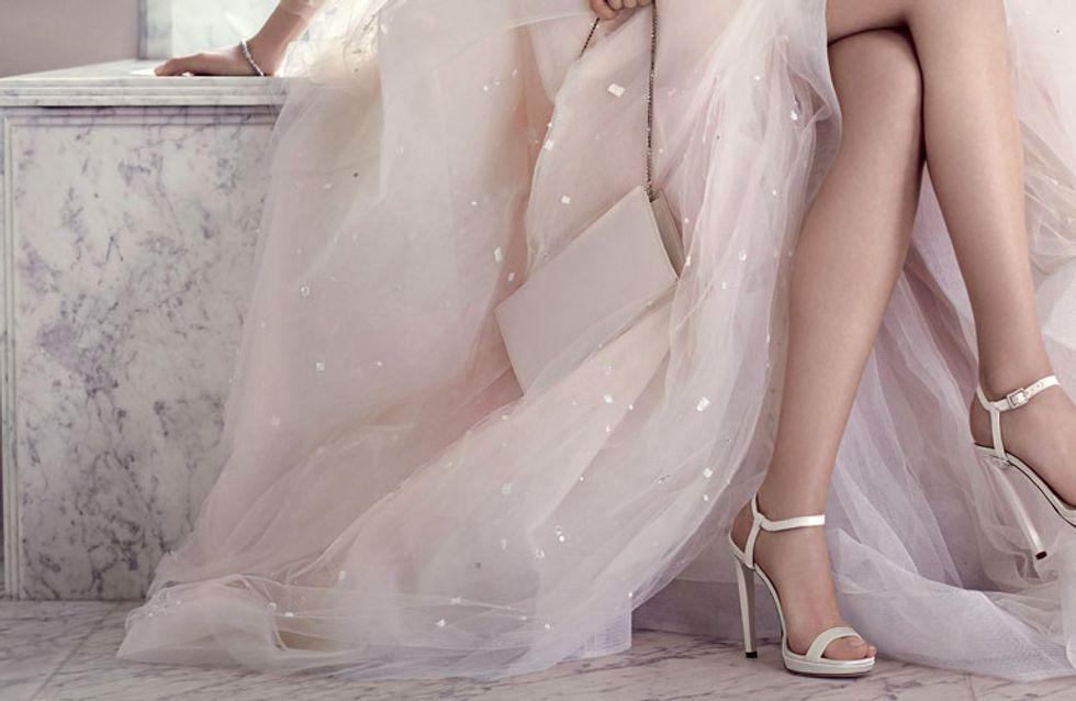Cómo elegir tus zapatos de novia