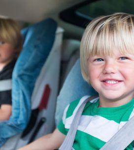 10 trucs tout bêtes (mais malins) pour occuper les enfants en voiture