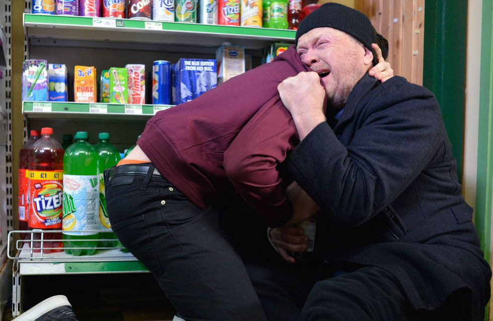 Eastenders 29/03 - Phil's Behaviour Spirals Out Of Control