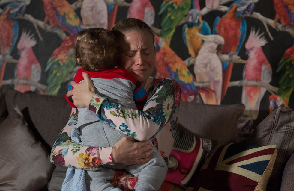 Eastenders 31/03 - Ollie Isn't The Same As Before His Accident