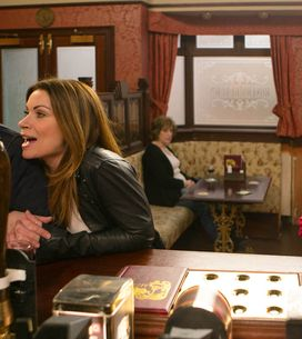 Coronation Street 30/03 - Nick and Carla relax into their new life