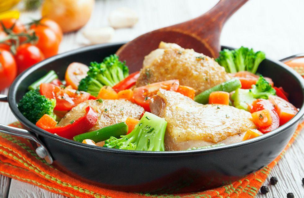 Que tal um jantarzinho saudável hoje? Receitas leves e descomplicadas, você vê aqui