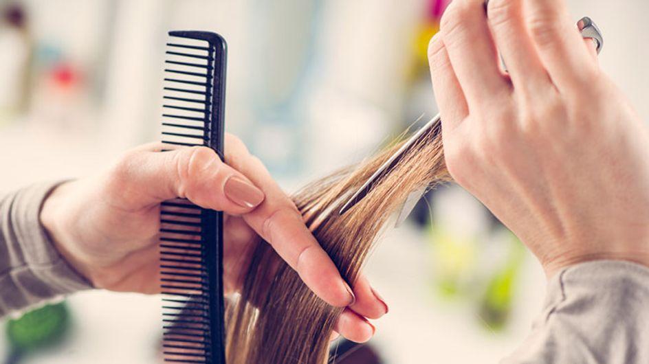 Ops, deu ruim no cabeleireiro! É isso que acontece quando não gostamos do novo corte de cabelo