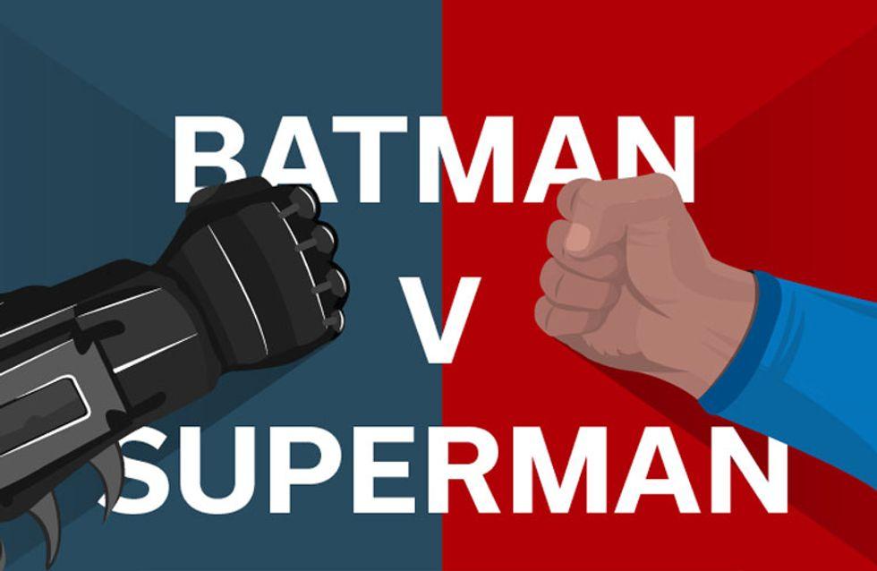 Batman v Superman: batalla de estilo