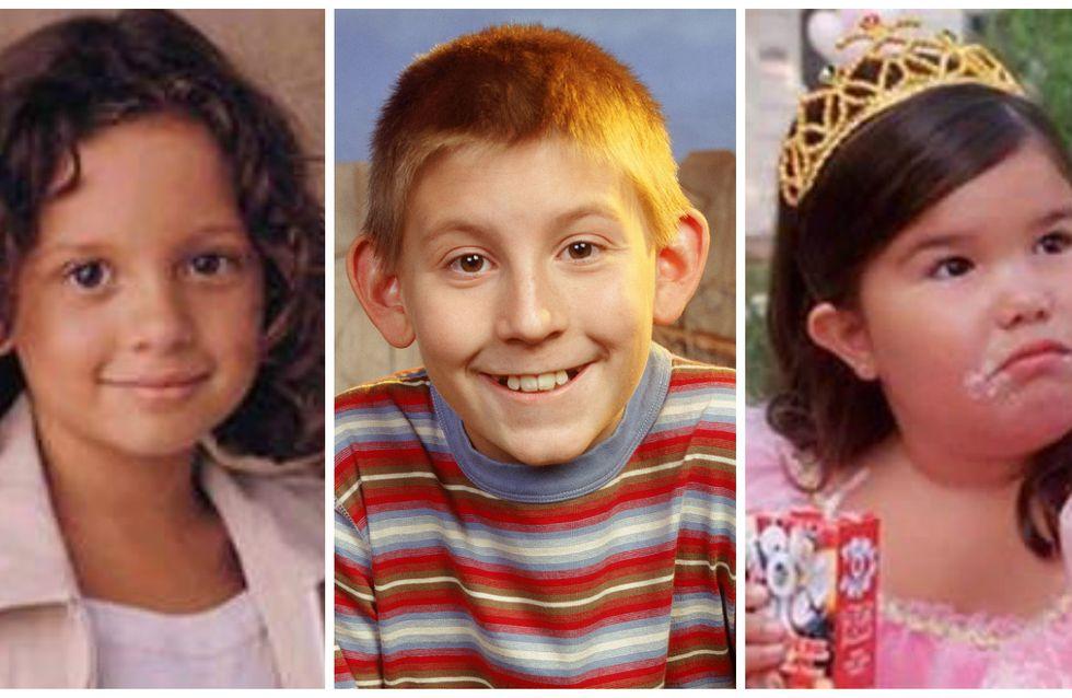 Avant/après : les enfants stars ont bien changé (Vidéo)