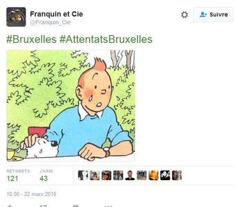 Dessin d'Hergé