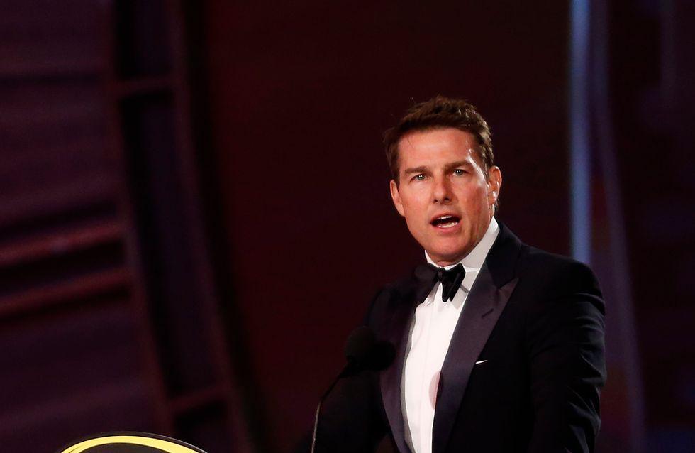 Sale a la luz el pasado amoroso de Tom Cruise