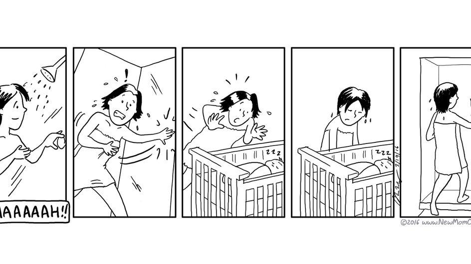 Das erste Jahr mit Baby: 20 Situationen, die jede Mama garantiert kennt