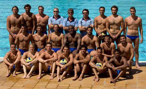 Selección española waterpolo